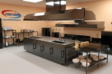 Khách hàng nên tìm mua bếp á chất lượng ở đâu?