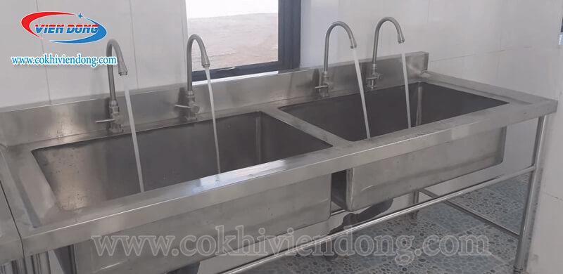 Tại sao chọn chậu rửa công nghiệp thay vì chậu rửa inox thường?