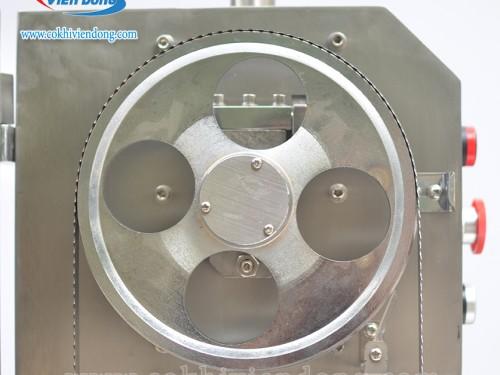 Máy cưa xương SJY F210A bàn lật