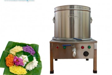 Cách nấu xôi bằng nồi nấu xôi điện cho người chưa biết dùng