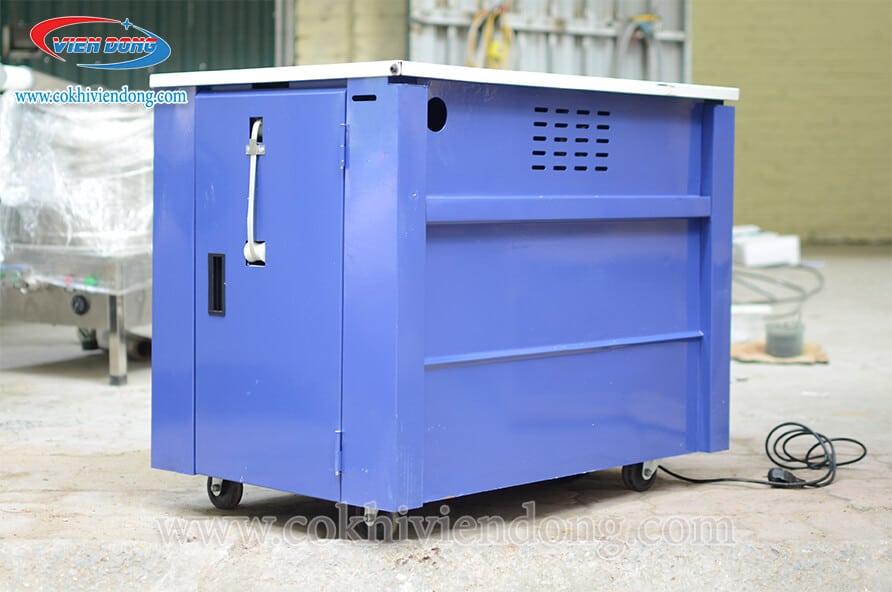 máy đóng đai thùng