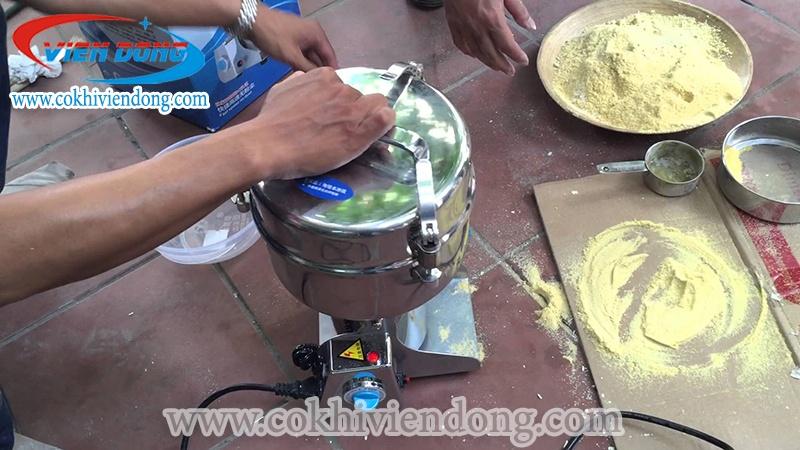 máy xay bột ngũ cốc mini