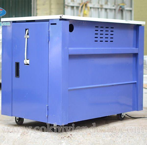 giá máy đóng đai thùng