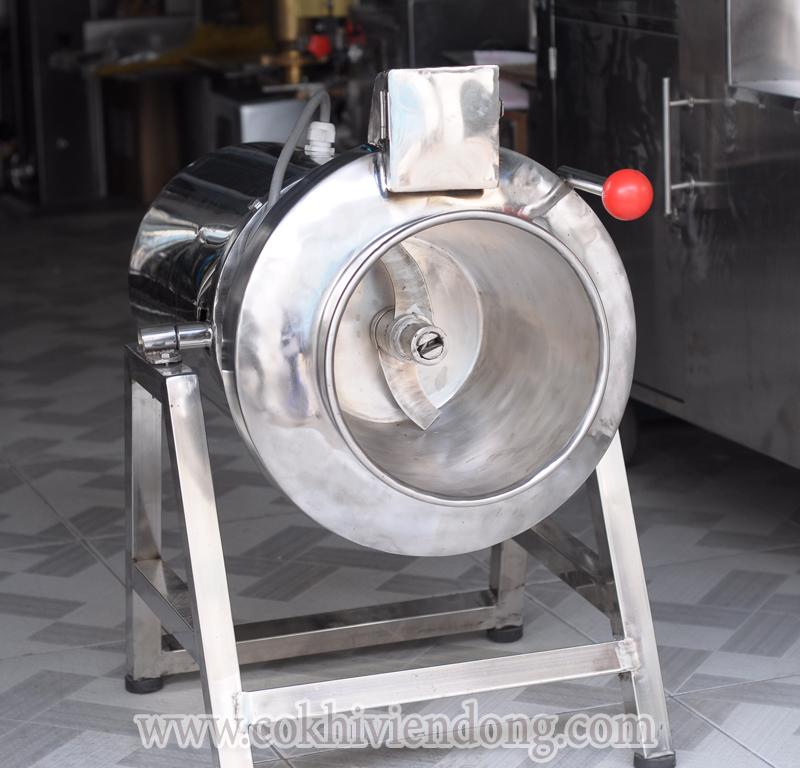vệ sinh máy xay giò chả công nghiệp