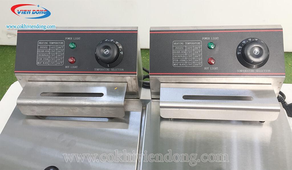 Nên mua bếp chiên Zl82 hay hai cái bếp chiên Zl81