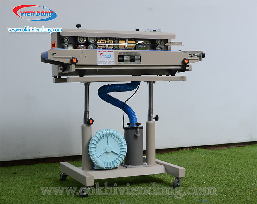 Máy hàn miệng túi có thổi khí RFD 1000